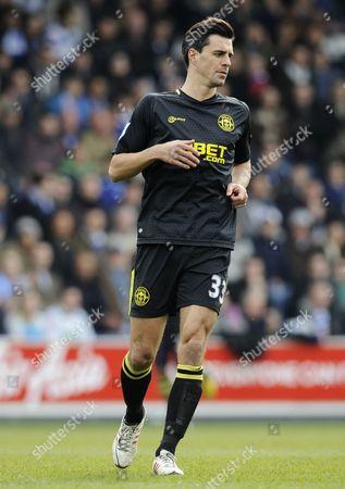Paul Scharner of Wigan Athletic United Kingdom London