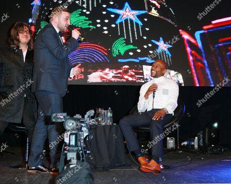 Editorial picture of The Floyd Mayweather Las Vegas Ball, ICC, Birmingham, UK - 04 Mar 2017