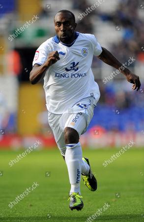 Darius Vassell of Leicester City United Kingdom Birmingham