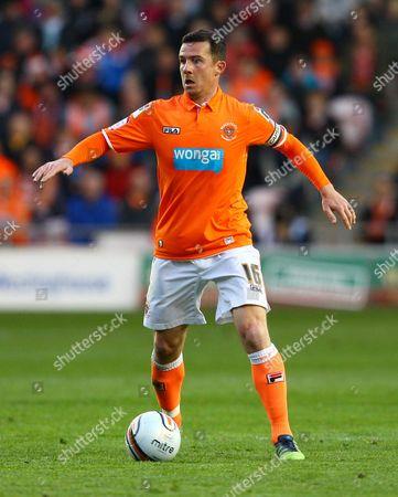 Barry Ferguson of Blackpool United Kingdom Blackpool