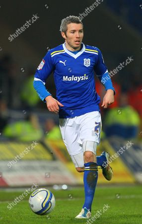 Cardiff City Defender Kevin Mcnaughton United Kingdom Cardiff