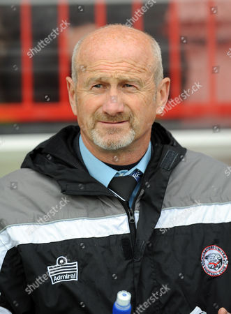 Richard O'kelly Manager of Hereford United United Kingdom Crawley