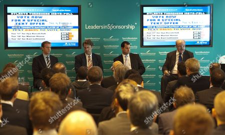 Leaders in Sponsorship Conference - the American Dream Latest Trends in Sponsorship From the Us Sports Market with Sean Flynn Svp Marketing Florida Marlins Chris Parsons Vp International Nfl and Carter Carnegie Svp the Breeders Cup United Kingdom London