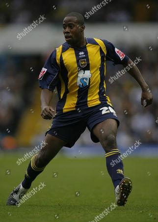 Joe Anyinsah of Brighton & Hove Albion United Kingdom Leeds