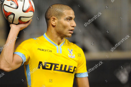 Adlene Guedioura Crystal Palace Uk Sales Only
