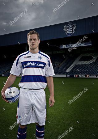 Heider Helguson of Queens Park Rangers United Kingdom London