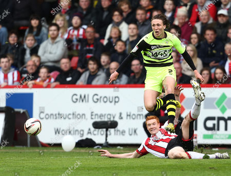 Editorial photo of Sheffield United V Yeovil Town - 03 May 2013