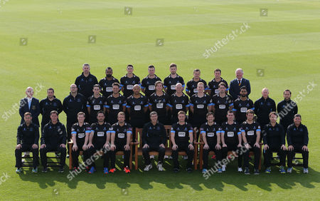 Editorial image of Sussex Ccc Photocall - 09 Apr 2015