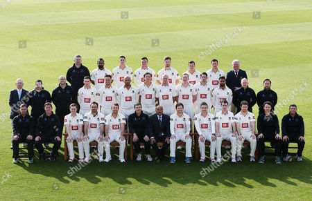Editorial photo of Sussex Ccc Photocall - 09 Apr 2015