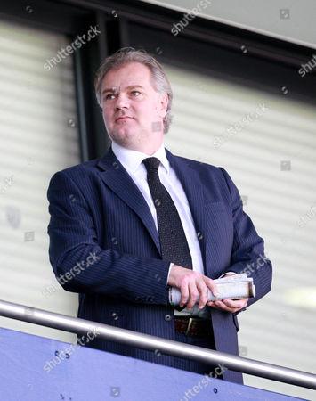 Stock Image of West Ham United Director of Football Gianluca Nani United Kingdom Birmingham