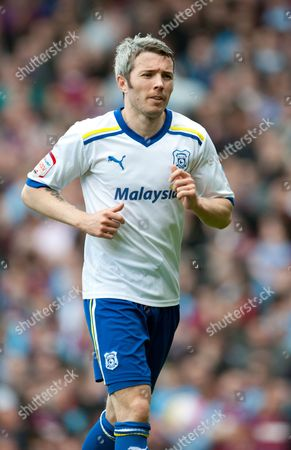 Kevin Mcnaughton of Cardiff City United Kingdom London