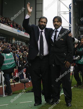 The New Blackburn Rovers Owners and Directors of Venky's Balaji Rao and Venkatesh Rao (right) United Kingdom Blackburn