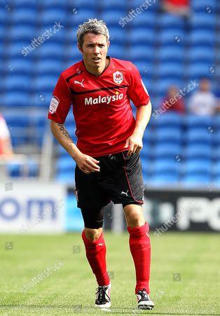 Kevin Mcnaughton of Cardiff City United Kingdom Cardiff