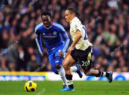 Editorial picture of Chelsea V Everton - 04 Dec 2010