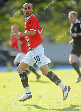 Editorial picture of Fc United of Manchester V Barrow Afc - 24 Oct 2010