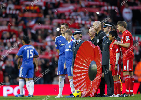 Editorial photo of Liverpool V Chelsea - 07 Nov 2010