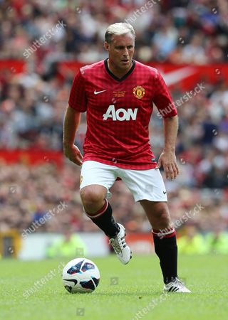 Clayton Blackmore of Manchester United Legends United Kingdom Manchester