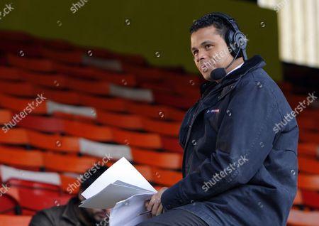 Sky Sports Commentator / Pundit John Salako United Kingdom London