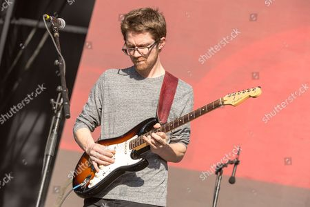 Stock Photo of Moon Taxi - Spencer Thomson