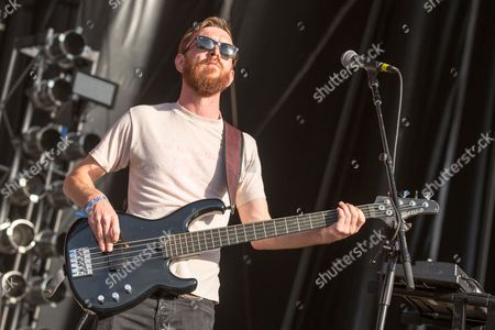 Stock Picture of Moon Taxi - Tommy Putnam