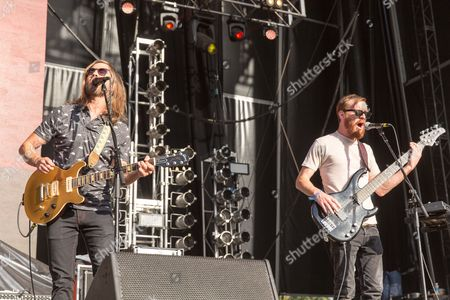 Moon Taxi - Trevor Terndrup and Wes Bailey