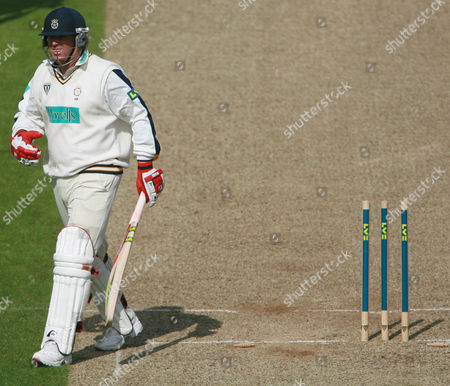 Editorial picture of County Championship Division One\hampshire V Lancashire - 12 May 2007