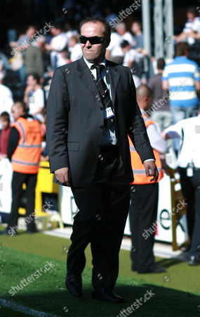 Fulham managing director David McNally