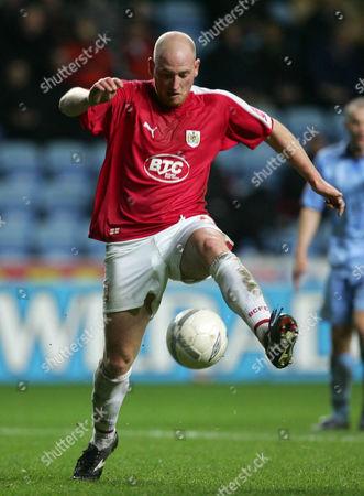 Steve Brooker of Bristol City