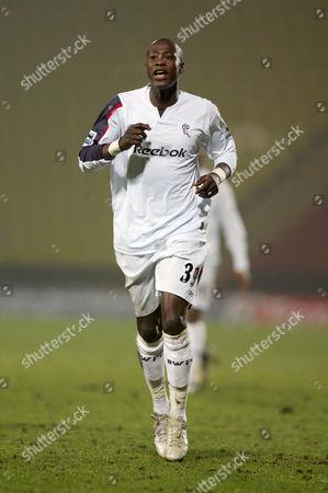 Bolton Wanderers' Khalilou Fadiga