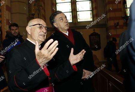 Filip Vujanovic and Ante Mestrovic