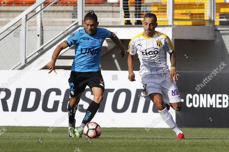 Diego Torres and Nestor Camacho