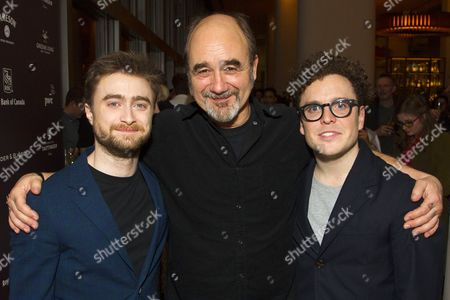 Editorial image of 'Rosencrantz and Guildenstern Are Dead' play, After Party, London, UK - 07 Mar 2017