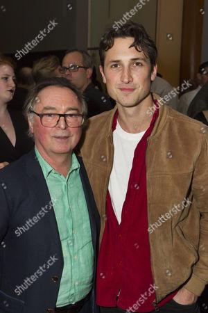 Ron Cook and Ben Lloyd-Hughes