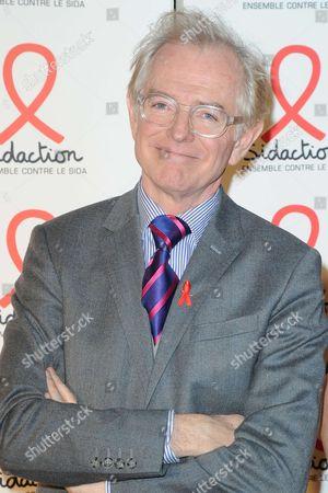 Editorial photo of Soiree de Lancement du Sidaction, Paris, France - 07 Mar 2017
