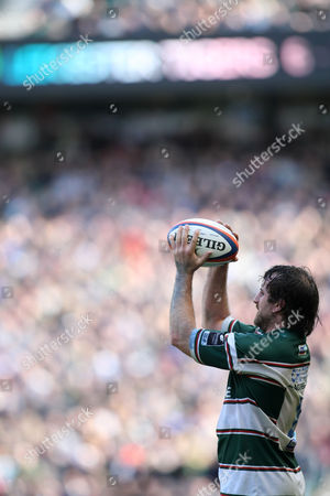 George Chuter of Leicester Tigers