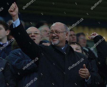 Peter de Savary the Millwall chairman