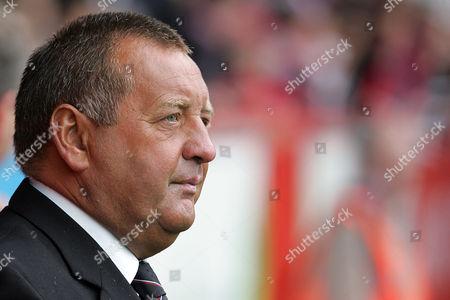 Aberdeen Manager Jimmy Calderwood