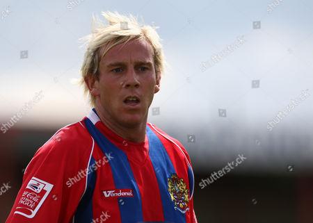 Glen Southam of Dagenham and Redbridge