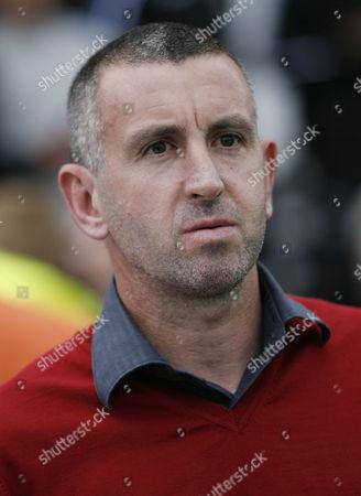 Newly appointed Blackburn Rovers defensive coach Nigel Winterburn