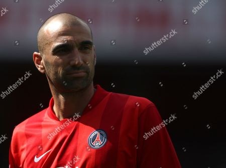 Editorial image of Pre Season Friendly paris St Germain V Valencia - 29 Jul 2007
