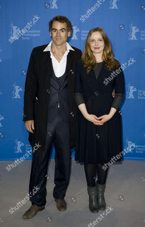Sebastian Blomberg and Julie Delpy