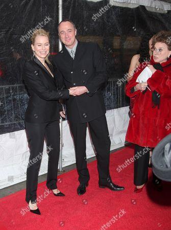 Stock Image of Naomi Watts, Joel Palix and Cindy Adams