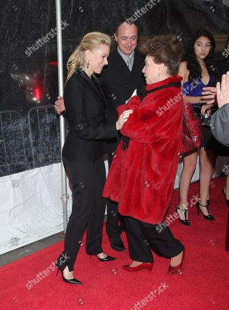 Editorial photo of 'The International' Film Premiere, New York, America - 09 Feb 2009