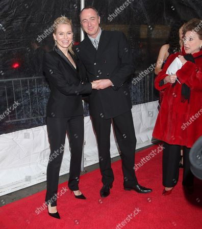 Naomi Watts, Joel Palix and Cindy Adams