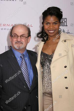 Salman Rushdie, Pia Glenn