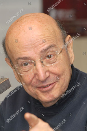Stock Photo of Theodoros Angelopoulos