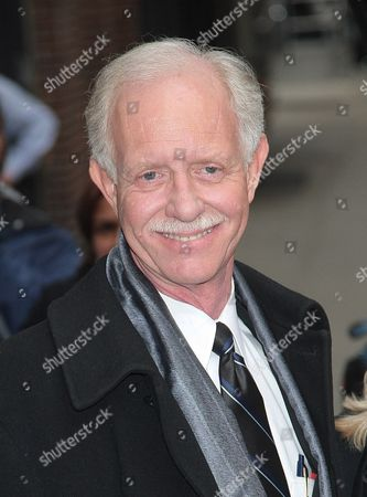 Captain Chesley B. Sullenberger, III