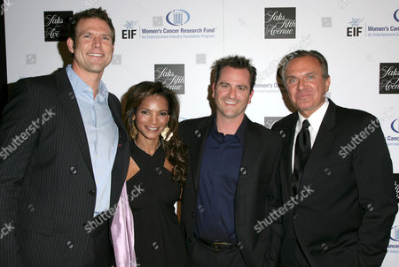 Editorial image of The 14th Annual Saks Fifth Avenue's Unforgettable Evening, Beverly Wilshire Hotel, Beverly Hills, Los Angeles, America - 10 Feb 2009