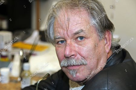 Stock Image of Robert Ballagh