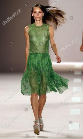 Editorial image of France Paris Fashion Week - Oct 2011